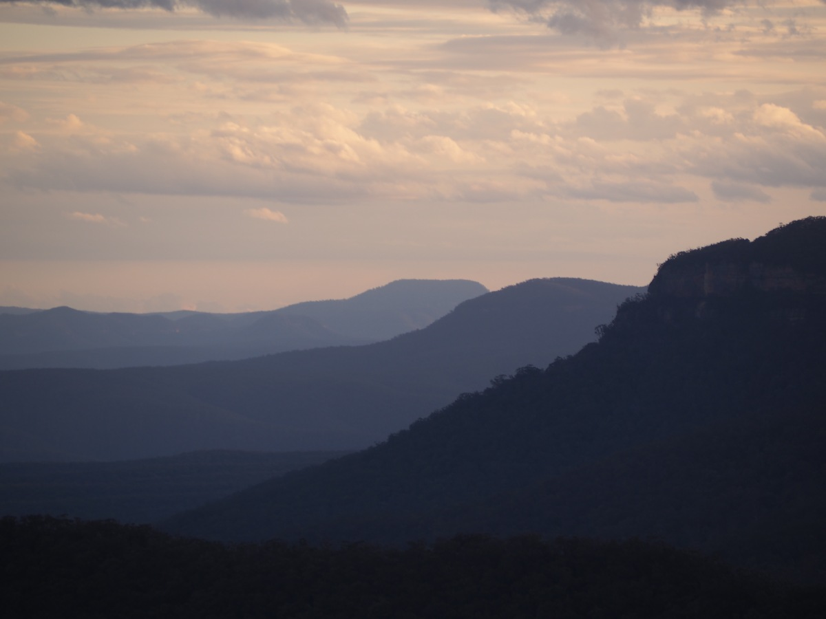 Australia- Blue Mountains
